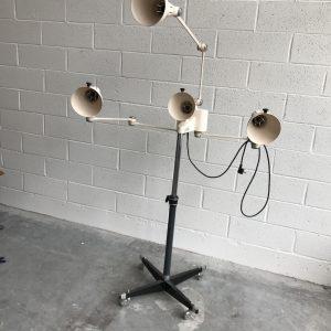Lampe de coiffeur «INFRAL»