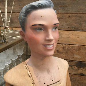 Mannequin d'atelier de couture