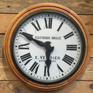 Horloge d'usine Brillié