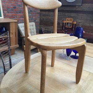 Ensemble de 6 chaises «Thierry» Guillerme et Chambron pour Votre Maison