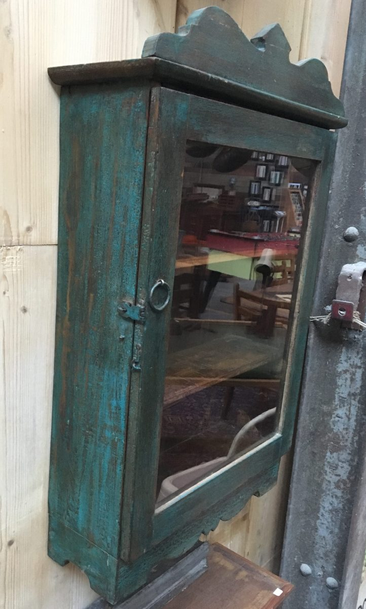 Vitrine murale en bois - Petite vitrine murale en bois ...