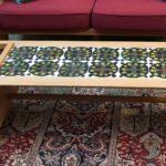 Table porte revues Guillerme et Chambron pour Votre Maison