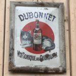 Ancienne publicité Dubonnet