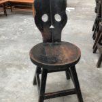 Suite de 50 chaises «Calaveras»