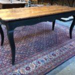 Table provençale fin XIXème