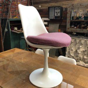Suite de 4 chaises années 70