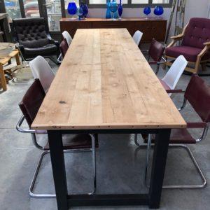 Grande table de ferme