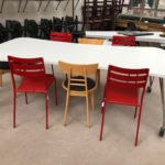 Table «Max» by Philippe Starck pour Kartell