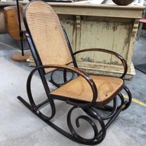 Rocking Chair DLG de Thonet