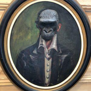Portrait d'ancêtre