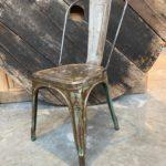 Ancienne chaise Tolix