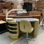 Bureau Hadi Desk par Ernst Igl pour Bayer