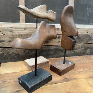 Anciennes formes à chaussures