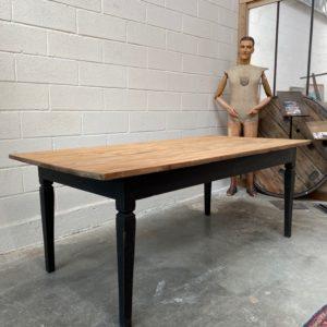 Table fin XIXème