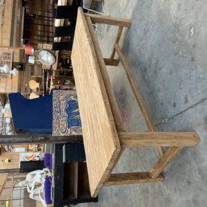 Ancienne table de ferme en orme
