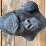 Masque de Gorille par Yves Gaumetou
