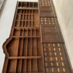 Ancien meuble de Pharmacie