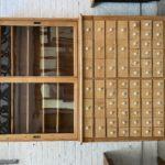 Meuble de métier 64 tiroirs
