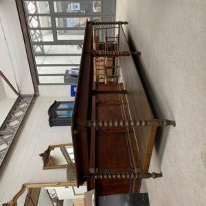 Grande table de drapier début XXème