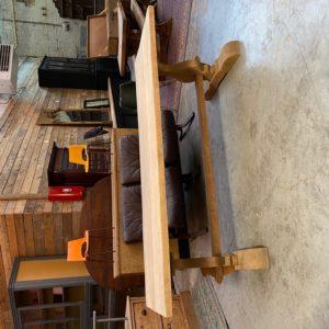 Table monastère en chêne