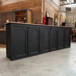 Grand meuble d'atelier